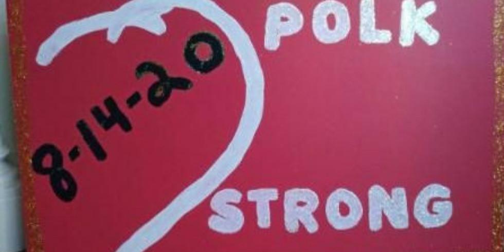 Polk Center Stronger
