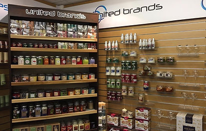 United Brands Showroom - UK and International wholesale