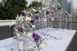 Floral event in Guangzhou