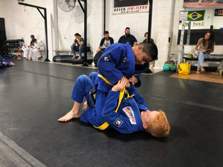 BJJ Juniors Classes (3 Day Free Trial)