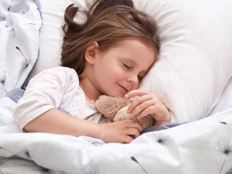 Como ajudar meu filho a ter uma boa noite de sono?