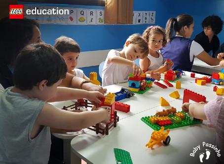 Inauguração Laboratório Lego Education