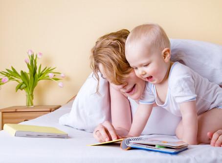 Os benefícios das histórias na infância