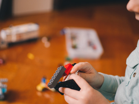 A importância dos blocos de montar na Educação Infantil