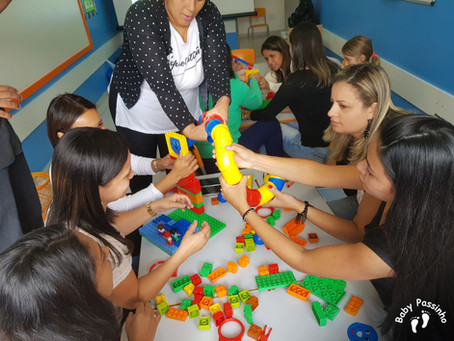 Treinamento Lego Education