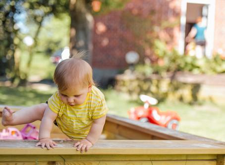 A importância da primeira infância no desenvolvimento infantil