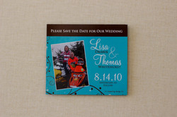 Save the Date Magnet - Lisa