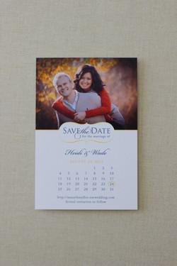 Save the Date - Heidi