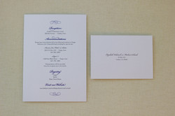 Invitation Set {back}