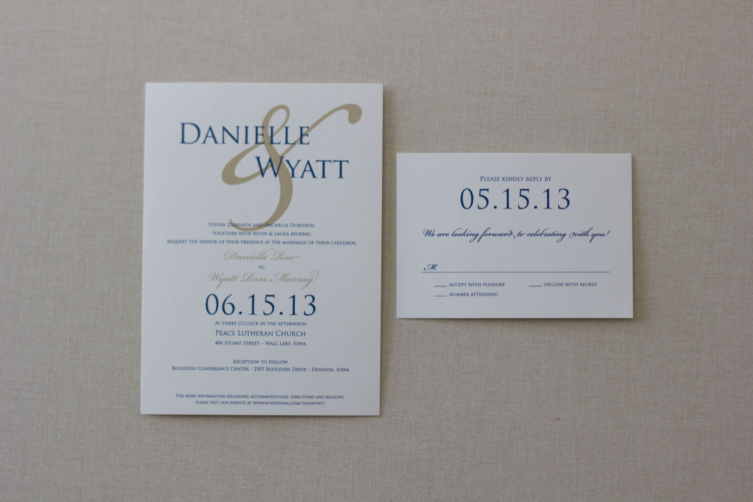 Invitation Set