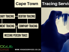 Cape Town Tracing Services - Vogue Services