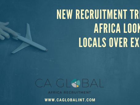 DRC Mining Jobs - New Africa Recruitment Trends - Looking to Locals