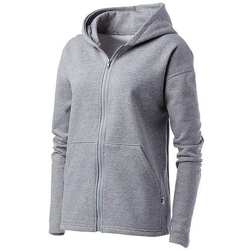 Style KF9007   Ladies Full Zip Hooded Jacket