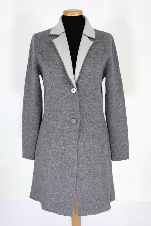 cappotto double reversibile