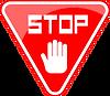 ストップのロゴ