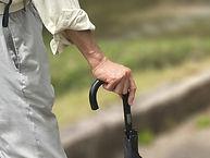 通院困難な高齢者