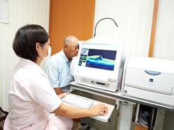 網膜断層解析装置