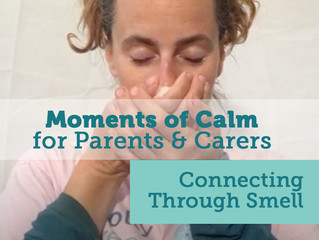Moments of Calm - Day 1 (Smell)