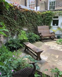 Islington Garden London Jenny Jones