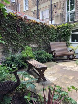 Islington Garden North London 3