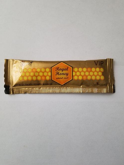 Royal Honey sample ,take one sachet (15g) every 3 days as needed