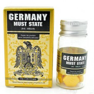 Germany must state male performance pills, 10 pills, 1 tablet 20 minutes befo