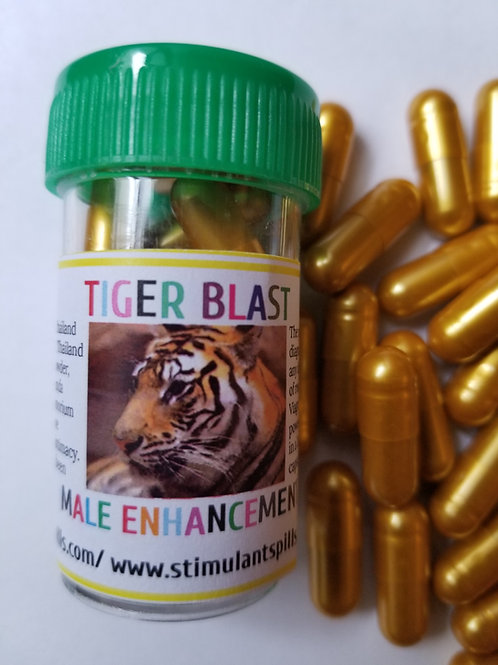 Tiger Blast 800 mg; improving your sexual performance