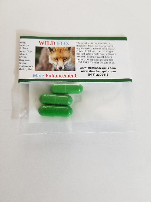 wild Fox improve sexual performance Sample