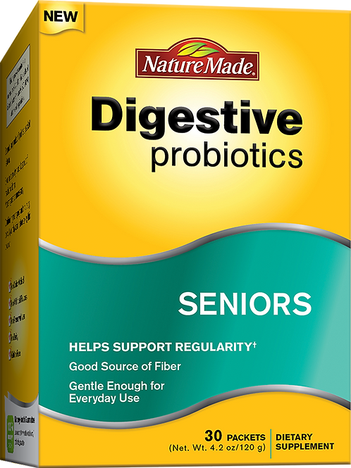Digestive probiotics SENIORS