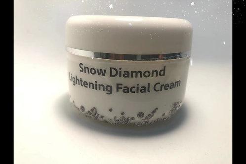 Snow Diamond Lightening Facial Cream