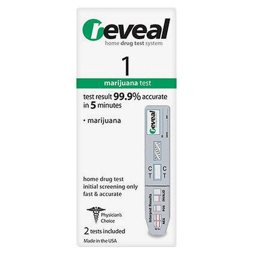 Reveal TEST DRUG HOME MARIJUANA