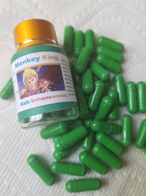 Monkey King(10 pills) Usage take one orally  10 to 15  min