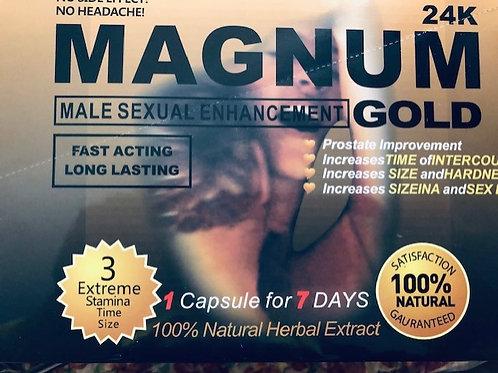 MAGNUM GOLD  24 PILLS