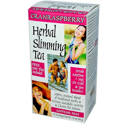 Herbal Slimming Tea three boxes
