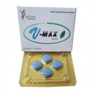Natural 100% V-max 8000mg for male enhancement blue pills