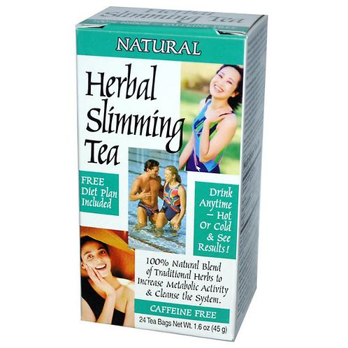 Herbal Slimming Tea three boxes of tea