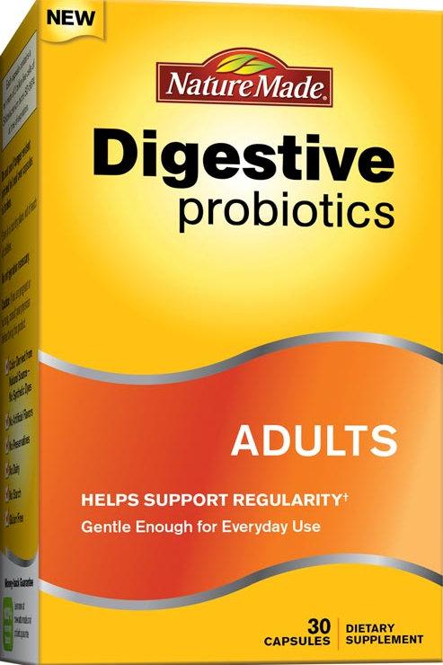 Digestive probiotics