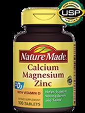 Calcium Magnesium Zinc 200