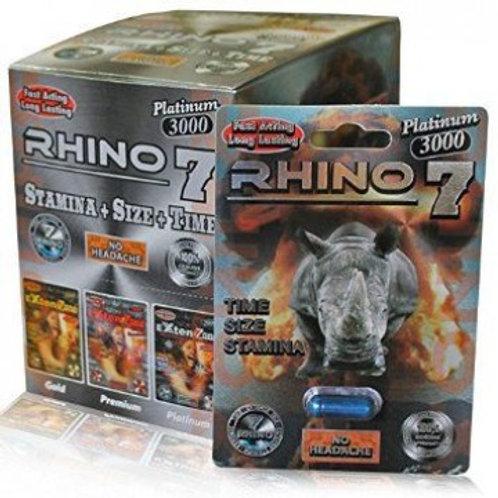 Rino 7  a pack of 24 per box