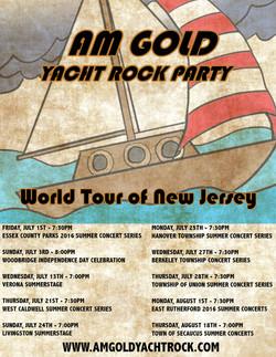 Yacht Rock Summer Tour