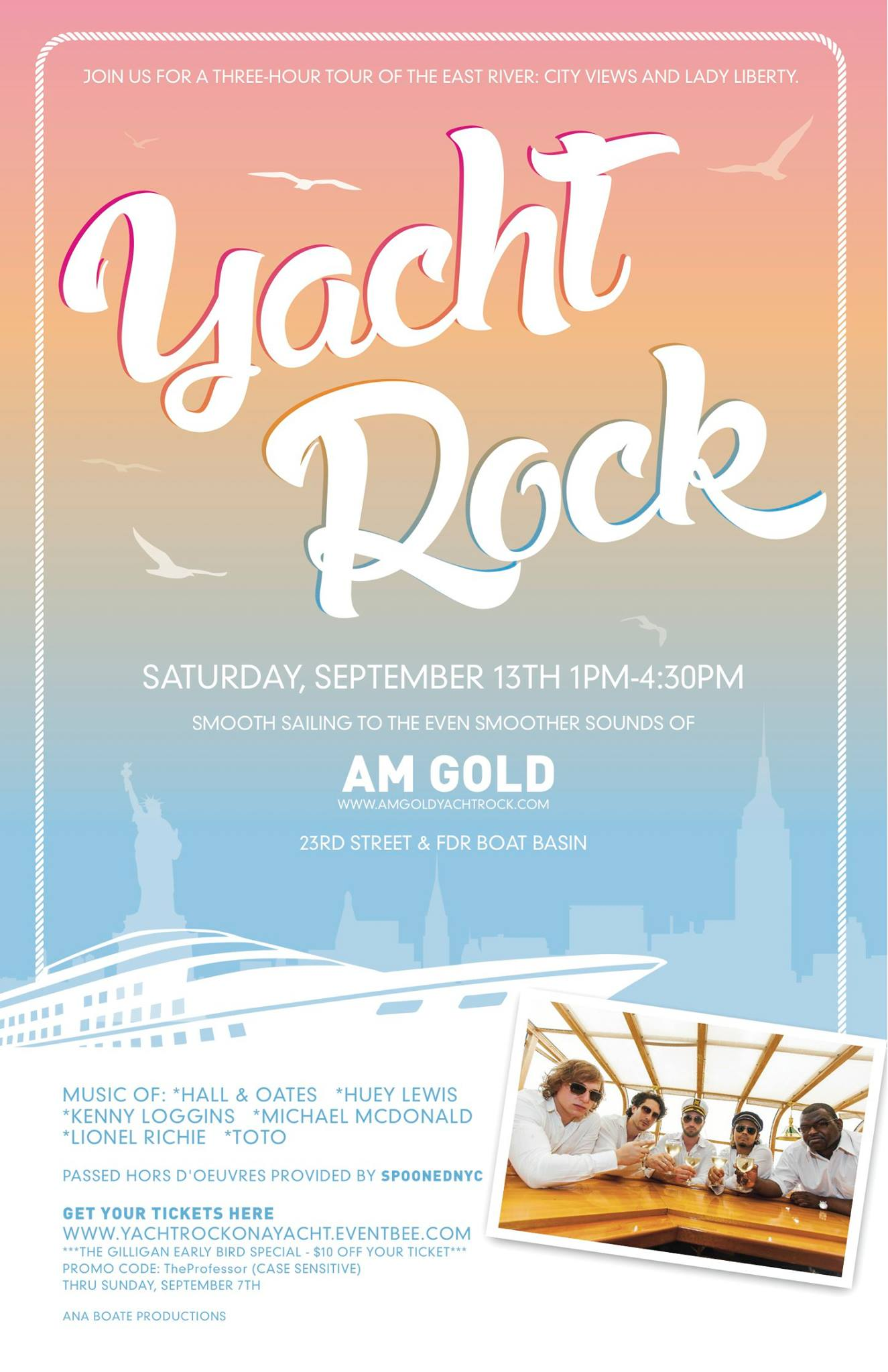 Yacht Rock: On A Yacht