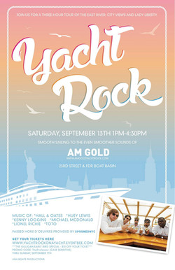 Yacht Rock: On A Yacht