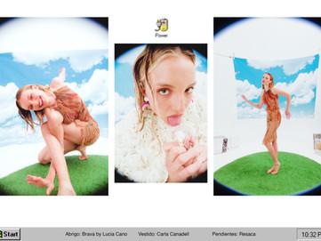 Foto y moda/proyectos finales alumnas marzo