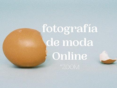 fotografía de moda por zoom