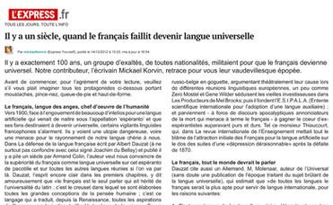 Français universel