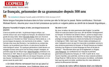 Français prisonnier