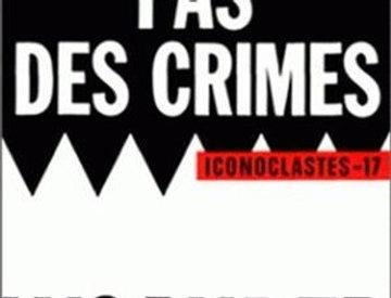 Les Vices ne sont pas des crimes (Lysander Spooner)
