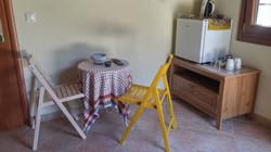 Indoors Coffee Corner- Orlys' Villas