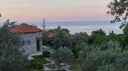 Sunrise at Orlys' Villas