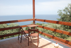 First Floor Balcony Sea View